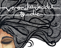 Book covers: Veronika Decides To Die