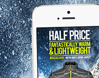 Montane promotional email
