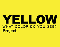 Yellow, The Project