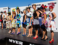 Myer Face of Canberra Racing 2014 Final