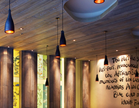 Nandos Pendants and light Features