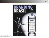 BRANDING BRASIL Poster