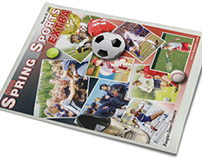 Fauquier Times-Democrat Spring Sports Extra Cover