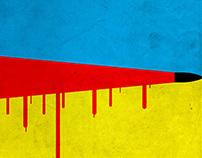 Poster for Ukraine