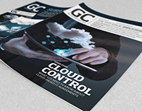 GC Grapevine Magazine redesign