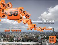 3G for Banglalink
