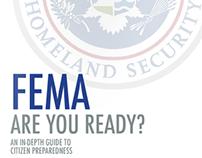 FEMA Emergency Manual Redesign