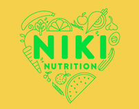 Niki Nutrition Logo