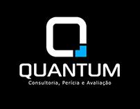Identidade Visual – Layout Site – Quantum