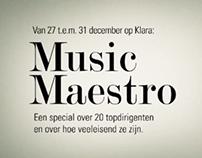 KLARA RADIO - MUSIC MAESTRO