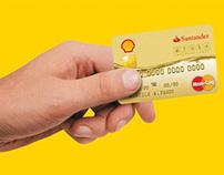 CAMPANHA - Cartões Shell Santander