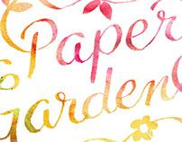 Paper Gardens logo