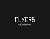 Flyers - Promotional