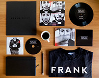 Music Project | Frank Ricci, A Big Dream Vinyl and Cd