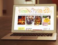 Website - Nonno Luigino Resort