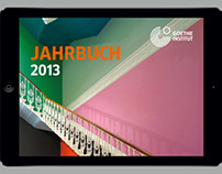 Goethe-Institut - Interactive Yearbook