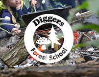 Diggers - Forest School