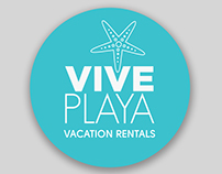 VIVE PLAYA - LOGOTIPO