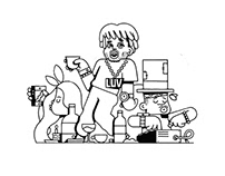 Lil Uzi Vert Merchandise