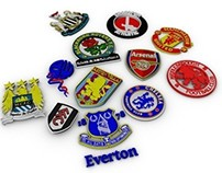Sky Sports 3d Football Logos
