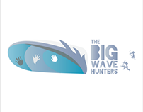The Big Wave Hunters logo.
