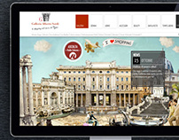 New site for Galleria Alberto Sordi