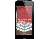 Pinakothek der Moderne - iPhone