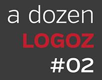 :: a.dozen.logoz.#02 ::