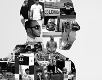 Johnnie Walker & Lewis Hamilton
