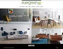Evergreen Arredi | Responsive Web Design
