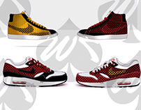 Shoes Nike Peanuts