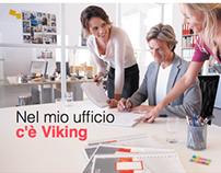 Nel mio ufficio c'è Viking