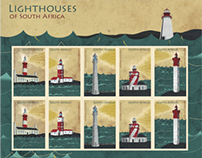 Stamps: South African Lighthouses