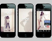 Akè | Mobile App Design