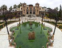 Pabellón Mudéjar, Sevilla