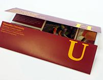 Folding Promotional Mailer