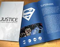 JUSTICE: I Congreso nacional de Superhéroes
