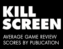 Kill Screen - Rating the Raters