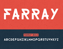 FARRAY FONT /// FREE DOWNLOAD