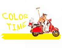"""Color Time"" - Ph.Lorenzo Scaccini"