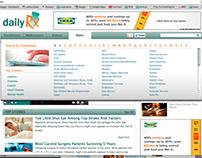 dailyRX.com UX