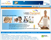 1800Therapist Video and Slide Pages.