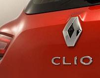 Renault Clio Relaunch