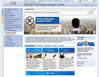 Cisco's STIC website