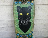 Totem Skateboard Design