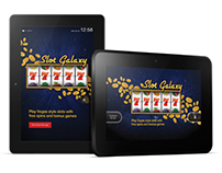 Slot Galaxy Kindle Wakescreen Ad
