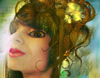 Self Portrait Illustration - Sneak Peek