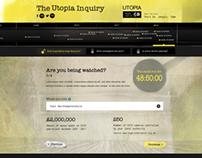 The Utopia Inquiry