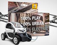 Renault Twizy - one magazine ad