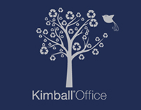 Kimball Office Recycle Logo